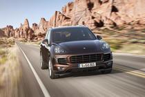 Porsche Cayenne Facelift 2014