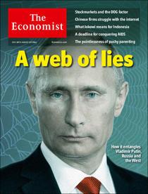 Coperta The Economist