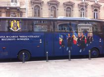 Autocarul Regimentului de Garda