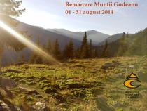 Remarcarea traseelor din Muntii Godeanu