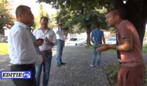 Fotbalist saltat de presupusi politisti, la Craiova
