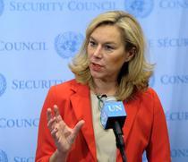 Sigrid Kaag, sefa Misiunii ONU-OIAC in Siria