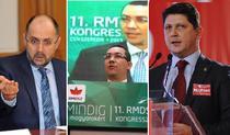 Victor Ponta, intre Kelemen Hunor si Titus Corlatean