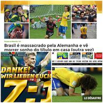 Dezastrul brazilian