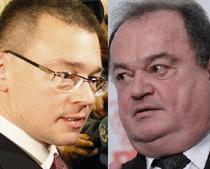 Mihai Razvan Ungureanu si Vasile Blaga