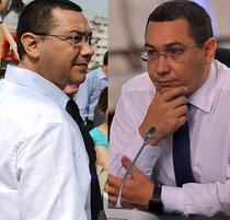 Victor Ponta versus Ponta Victor