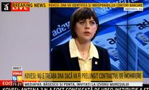 Laura Codruta Kovesi la Adevarul LIVE