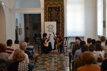 Duo Kitharsis la Palatul Mogosoaia