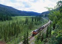 Tren al Canadian National