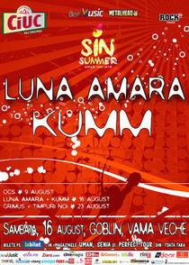 Luna Amara si KUMM in Vama