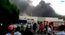 Explozie la o fabrica din estul Chinei