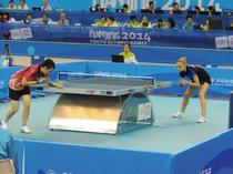 Adina Diaconu, locul 5 la tenis de masa