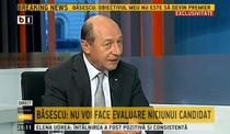 Traian Basescu anunta sustinerea pentru Udrea