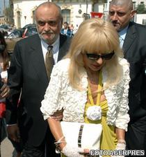 Dinu si Dana Patriciu in aprilie 2010