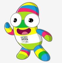 Mascota JO Nannjing 2014