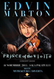 Edvin Marton_show la Bucuresti