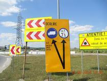 Indicator interzis camioane DN7-Pitesti-Valcea