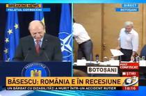 Ponta vs. Basescu la Antena 3 - 14 august