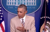 Barack Obama, la Casa Alba