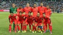 FC Barcelona, echipa de start contra celor de la Nice