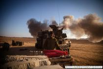 Tir de artilerie tras de Israel inspre Fasia Gaza