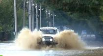 Inundatii in Bulgaria