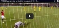 United a castigat derbiul cu Liverpool