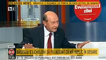 Traian Basescu, la Evenimentul Zilei