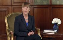 Monica Macovei si-a lansat candidatura la prezidentiale