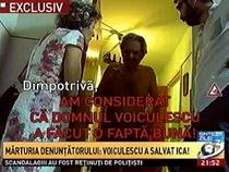 Presupusul denuntator, filmat cu camera ascunsa de jurnalistii Antena 3