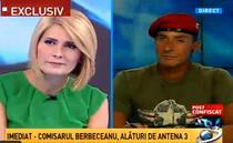Alessandra Stoicescu si Radu Mazare, in emisiunea Q&A