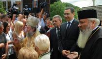 Elena Udrea si Victor Ponta, de Sf Maria, la Bisericile finantate de Guvern