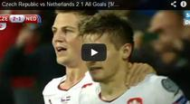 Cehia a invins Olanda