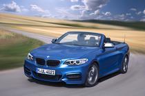 BMW Seria 2 Cabriolet
