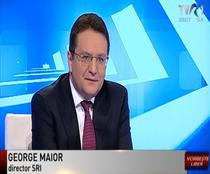 George Maior la TVR 1