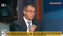 Mihai Razvan Ungureanu, la B1TV