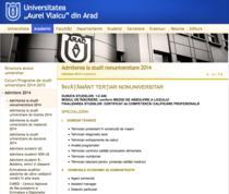 Admitere universitate fara BAC