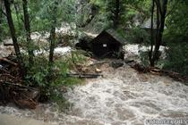 Pericol de inundatii