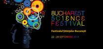 Afis Festivalul Stiintelor Bucuresti