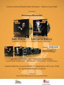 RadioLegende: Ionel Perlea si Constantin Bobescu