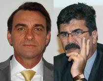 Claudiu Sorin Dumbraveanu si Laurentiu Ciurel