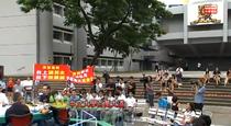 Hong Kong: Studentii cer Beijingului mai multa democratie