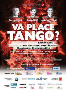 Va place Tango?, afis