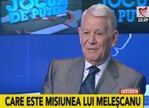 Teodor Melescanu la Jocuri de Putere
