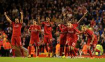 Liverpool, calificare dramatica