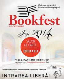Bookfest Iasi 2014