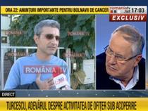 Robert Turcescu, interviu pentru RTV