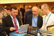 Participanti la Microsoft Summit 2013