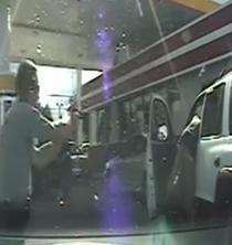 Un politist american impusca un cetatean (foto arhiva)