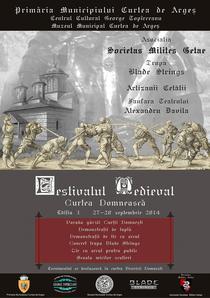 """Festivalul Medieval """"Curtea Domneasca"""""""